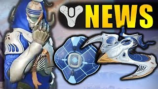 Destiny 2 News: NEW CONTENT REVEALED! The Dawning! New Weapons, Armor, & More! | Season 2