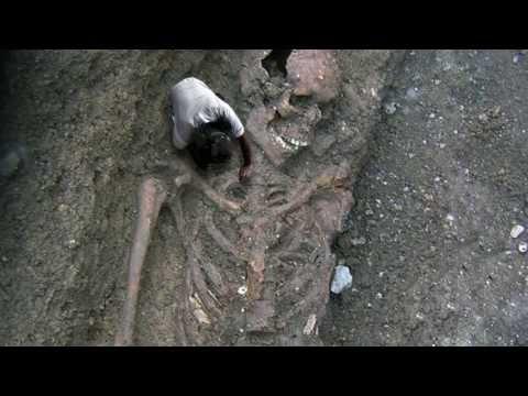how to make fake skeleton bones
