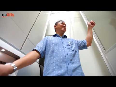Lắp Đặt Thang Máy Gia Đình Aritco | www.eulifts.com | 01688133188