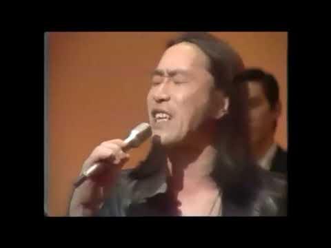 1977年放送。幸福の黄色いハンカチ(1977)で俳優デビューしたころの武田さん.