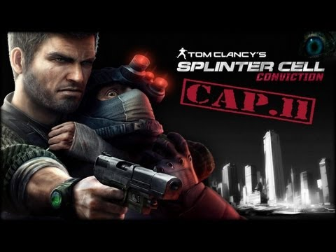 Splinter Cell Conviction Guia - SPLINTER CELL CONVICTION - CAPITULO 11 - DISTRITO CENTRAL -  PARTE 2