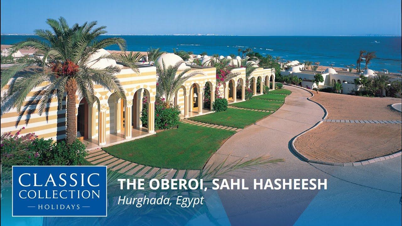 The Oberoi, Sahl Hasheesh, Hurghada, Egypt | Classic Collection ...