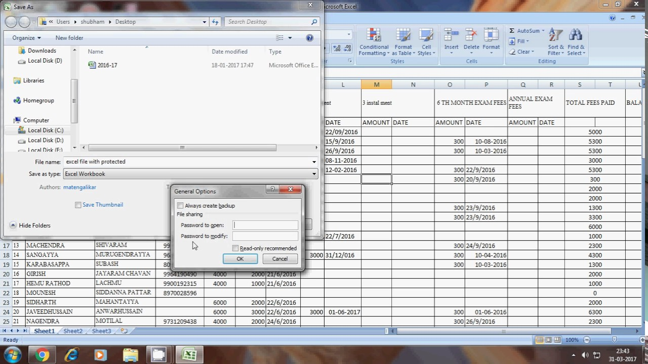 start excel download save and open the excel file named Start excel save the active document as an excel macro-enabled workbook (xlsm) with the name workbookwithvba  save it to a convenient location, such as the desktop.