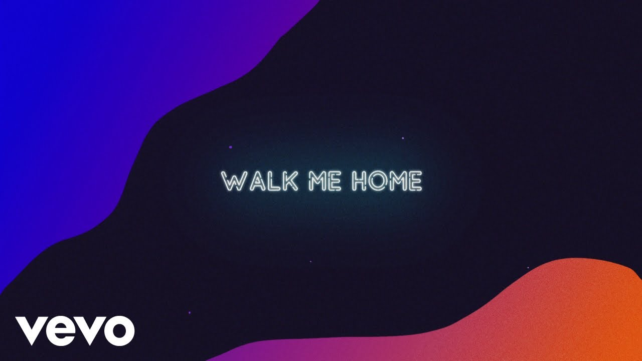 Pnk Walk Me Home Lyric Video