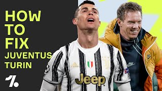 Ohne Ronaldo? Ohne Pirlo? | HOW TO FIX JUVENTUS TURIN