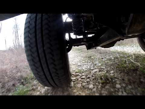 GoPro Hero HD: Jeep Wrangler JK Rough Country Suspension OffRoad 2