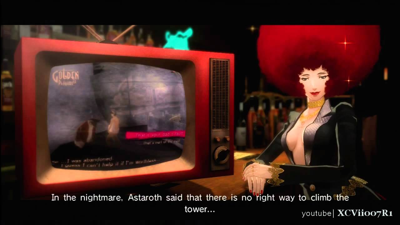 Getting certain endings (spoilers) - Catherine Message ...