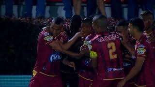 Liga Aguila 2018-I Tolima 1-0 Medellín Semifinal Ida