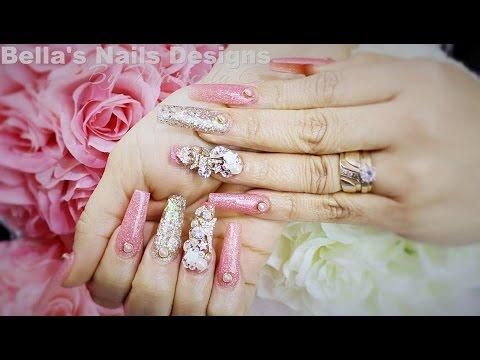 Acrylic Nails -