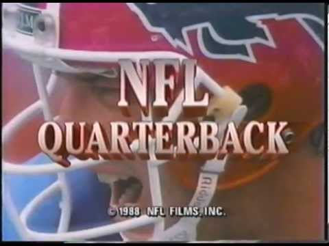 VHS NFL Quarterback 1980's