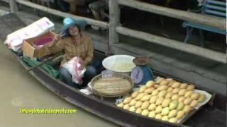 PATTAYA FLOATING MARKET, LARGEST IN THAILAND