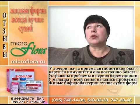 Бифидобактерии — бифидобактерии и бифидофлора