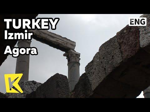 【K】Turkey Travel-Izmir[터키 여행-이즈미르]로마 문명과 오스만 제국의 흔적, 아고라/Agora/Roman/Islam Grave/Ottoman Empire