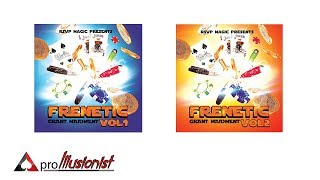 Frenetic by Grant Maidment - Trailer