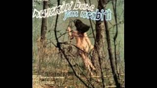 Jim Nesbitt - Runnin' Bare 1970 HQ Running Bear Parody Song