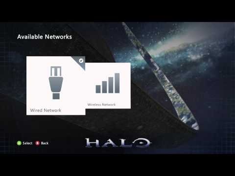 how to find mac adress xbox 360