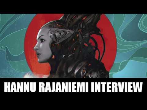 Hannu Rajaniemi Interview