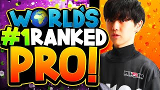 WORLD'S #1 RANKED PRO - NOBODY CAN BEAT HIM (85% WIN RATE)