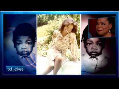 TD Jakes Makes Oprah Cry