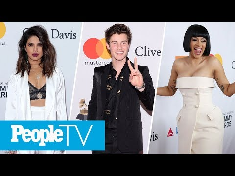 2019 Grammy Awards:  From The Red Carpet At The C Davis Pre-Grammys Gala  PeopleTV