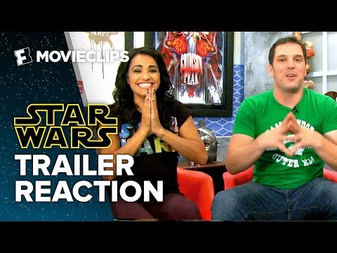 Trailer Reaction: Star Wars: Episode VII