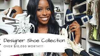 DESIGNER SHOE COLLECTION: My Current Luxury Collection | Highlowluxxe