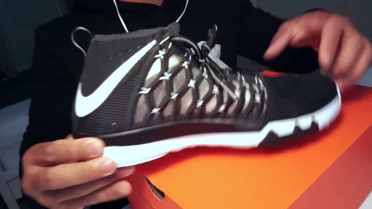 31c3b3d2971193 Unboxing the Nike Train Ultrafast Flyknit - YouTube