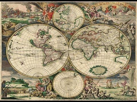 World map history 1689 youtube world map history 1689 gumiabroncs Choice Image