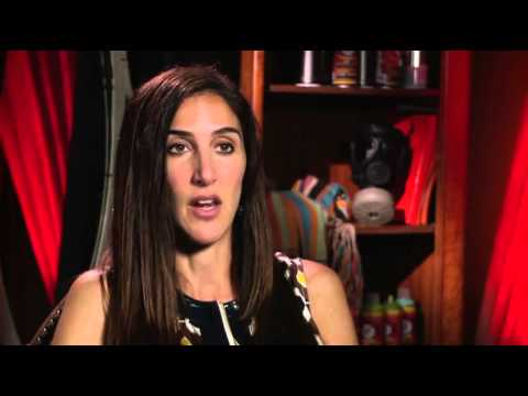 STEP UP REVOLUTION - Jennifer Gibgot [Interview]
