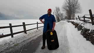 Petutschnig Hons und die Schneeräumung