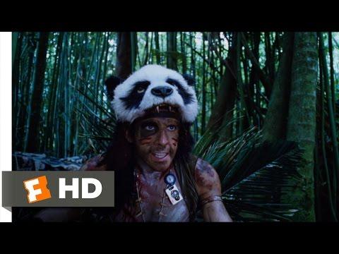 Tropic Thunder (7/10) Movie CLIP - I Killed a Panda (2008) HD