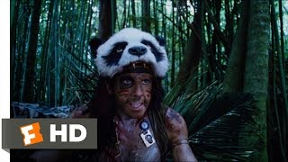 Tropic Thunder (7/10) Movie CLIP - I Killed A Panda (2008) HD