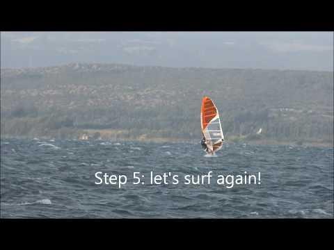 Wipeout - Catapult At 30 Kts Slalom Windsurfing