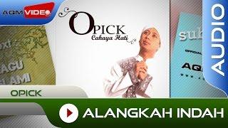 Opick - Alangkah Indah | Official Audio - Stafaband