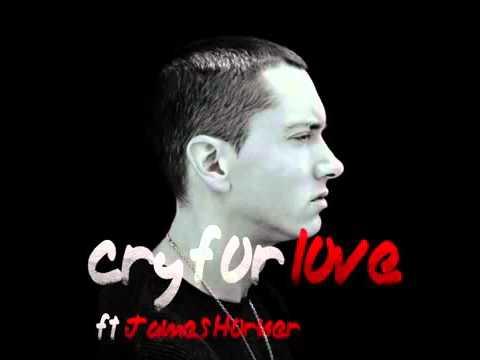 Eminem Cry For Love ft  James Horner Official Explicit 2016