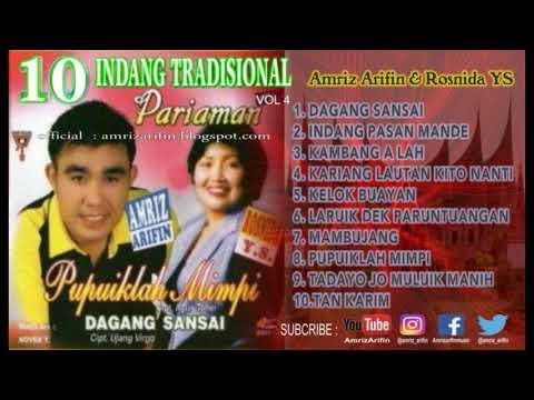 INDANG PARIAMAN vol 4 - AMRIZ ARIFIN - ROSNIDA YS ( lagu minang