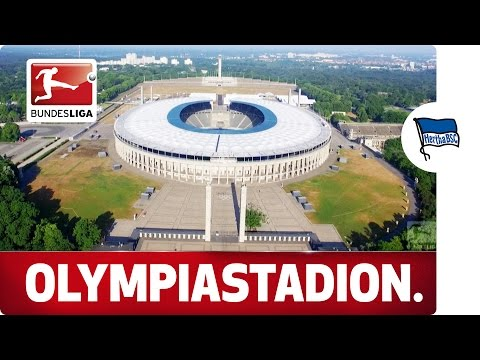 The Berlin Olympiastadion - More Than Just a Football Ground