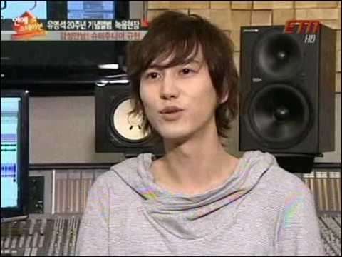 090409 ETN Kyuhyun and Yoo Young Sook Interview