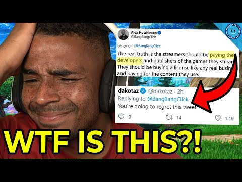 THIS MAY BE THE MOST RIDICULOUS TAKE EVER and STREAMERS/YOUTUBERS are PISSED! | Raynday Gaming News