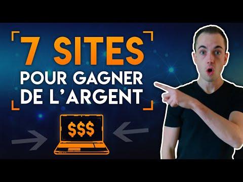 7 SITES Internet MÉCONNUS Pour Gagner De L'Argent Facilement En 2020 (Argent PayPal Facile)