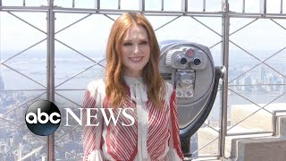 Julianne Moore reveals being fired from 'Can You Ever Forgive Me?' l GMA