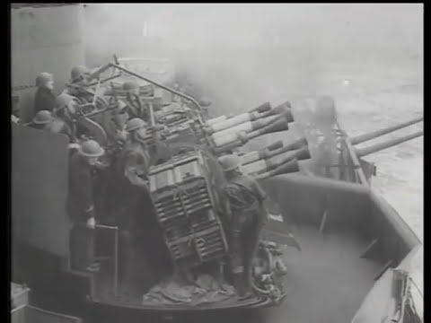 BPF: Kamikaze attacks HMS Indefatigable