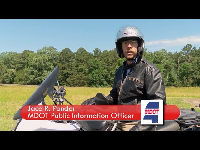 MDOT encourages motorcycle safety