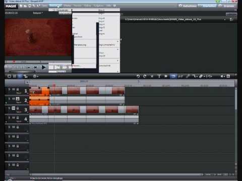 Magix Video Deluxe 16 plus Grundkurs No 1