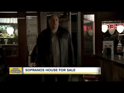 Gary Cee - For Sale:  the Sopranos House in North Caldwell, New Jersey