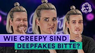 Deepfake - Wenn eine KI dein Gesicht kopiert   Gute Nacht Alter
