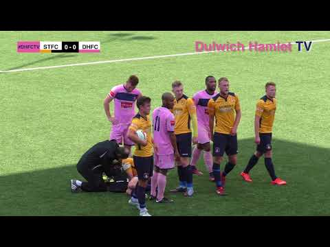 Slough Town 3-2 Dulwich Hamlet, FA Cup Second Qualifying Round, 16/09/17 | Match Highlights
