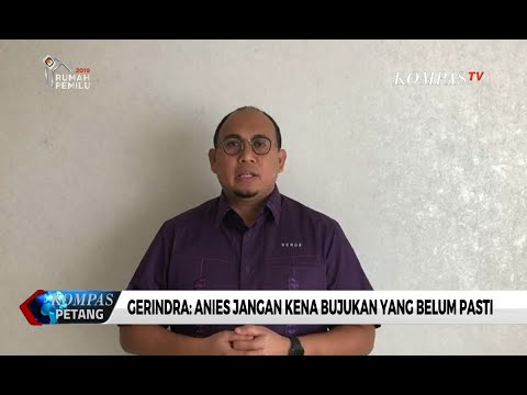 Gerindra: Anies Baswedan