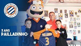 VIDEO: Joyeux anniversaire Pailladinho !