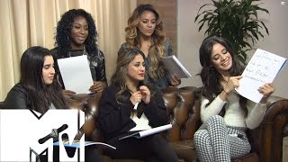 Fifth Harmony Reveal Personal Secrets | MTV